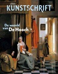 Kunstschrift #5 (2019) Pieter de Hooch