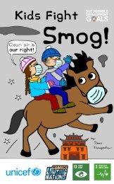 Kids fight Smog