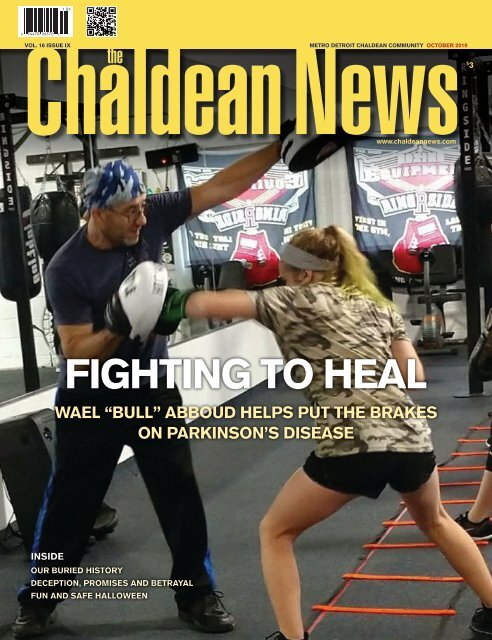 Chaldean News - October 2019