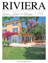 Riviera Sélections - Octobre 2019