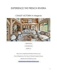 Chalet Victoria - Megeve