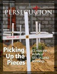 October 2019 Persecution Magazine