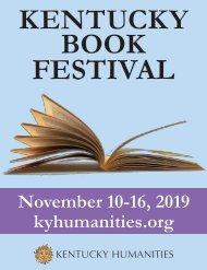 2019 Book Festival catalog