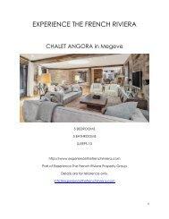 Chalet Angora - Megeve