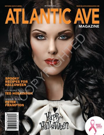 Atlantic Ave Magazine  October 2019