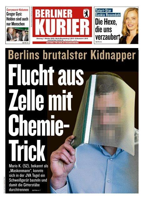 Berliner Kurier 01.10.2019