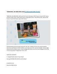 TERMURAH, WA 0896-9901-8182 Jual Kosmetik B ERL Pacitan