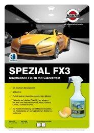 SPEZIAL FX3 - Makra