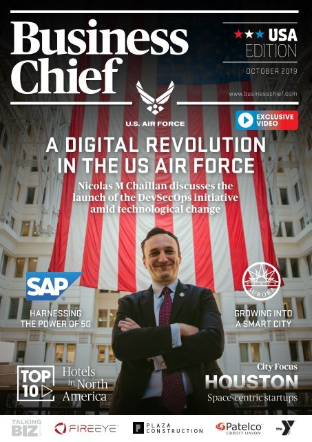 Business Chief USA October 2019