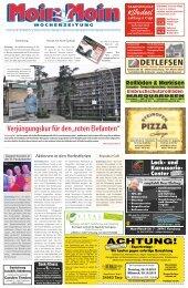 MoinMoin Schleswig 40 2019