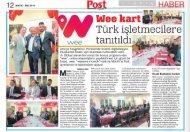 01.05.19 Post Aktuel: türkische weePartner in München