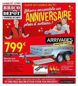 Brico Depôt 35510 Rennes Cesson Sevigne 52 Rue De La