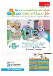 Qatar Nurseries and Kindergarten Guide 2019