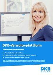 DKB-Verwalterplattform