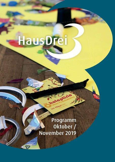 Programm Oktober/ November 2019