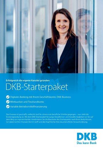 DKB-Starterpaket