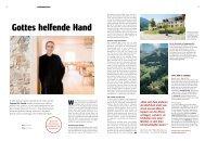 Beitrag über die Propstei St. Gerold - Schwäbische Zeitung