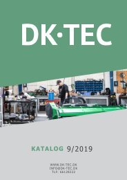 DK-TEC katalog Oktober
