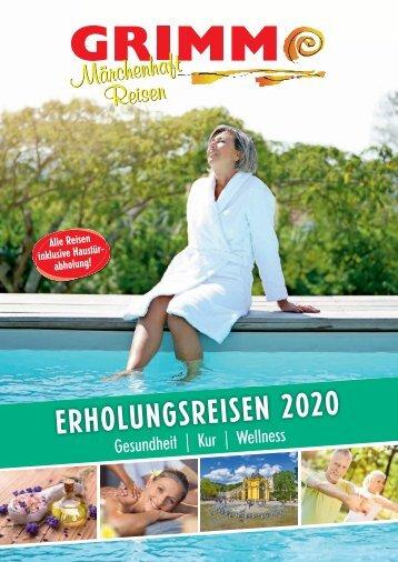 Grimm Erholungsreisen 2020