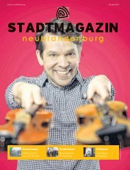 Stadtmagazin Neubrandenburg (Oktober)