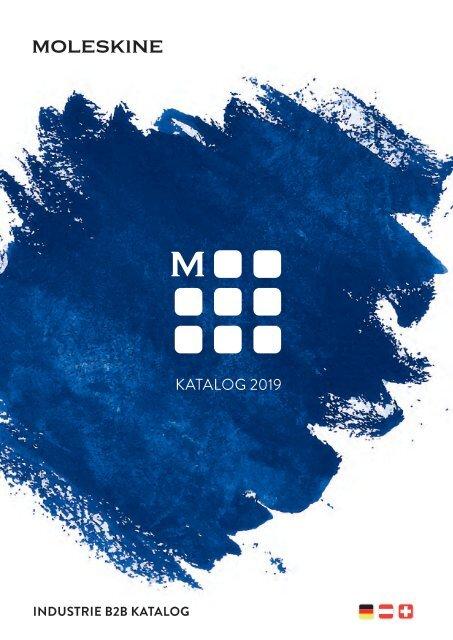 Moleskine B2B Katalog 2019