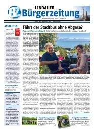 05.10.2019 Lindauer Bürgerzeitung