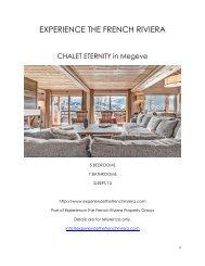 Chalet Eternity - Megeve
