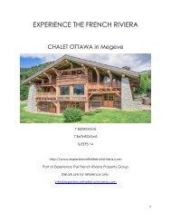 Chalet Ottawa - Megeve