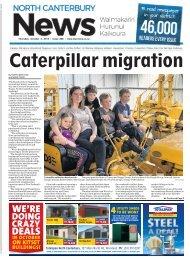 North Canterbury News: October 03, 2019