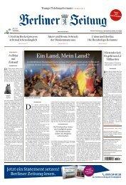 Berliner Zeitung 02.10.2019