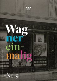 Wagnereinmalig No. 9