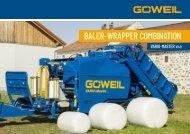 EN | VARIO-Master | Baler-Wrapper Combination | Goeweil
