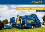 FR | VARIO-Master | Combiné presse-enrubanneuse | Goeweil