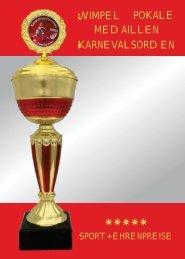 Sport + Ehrenpreise Katalog OP 2019