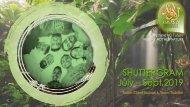 ShutterGRAM  July – Sept 2019