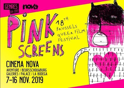 Pink Screens 2019 Program
