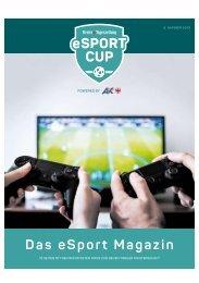 Tiroler Tageszeitung eSport Cup - Sonderbeilage