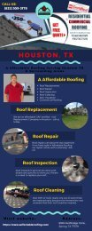 Flat Roof Repair Houston - A Affordable Roofing Services