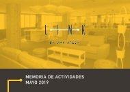 Memoria Mayo 2019