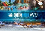 Onlinerelax W9 Brožúra