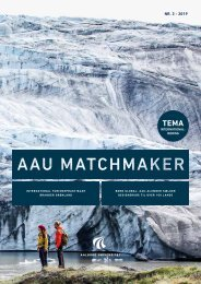 AAU Matchmaker 2019, nr. 3