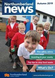 Northumberland News - Autumn 2019