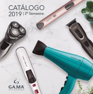 GA.MA Italy - Catálogo Eletro-Beleza 2019/2