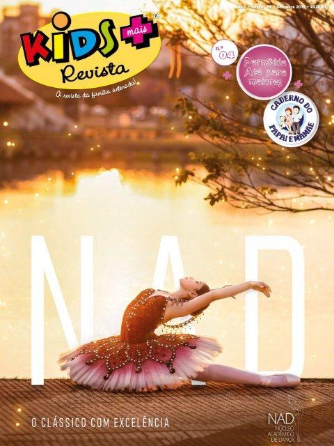 Revista Kids Mais - Edição 04 - Toledo