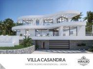 Villa Casandra - Javea Costa Blanca