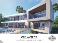 Villa CIRCE - Javea Costa Blanca