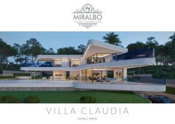 Villa Claudia - Javea Costa Blanca