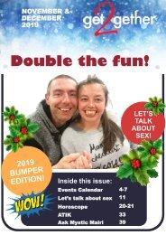 November & December Newsletter