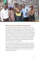 Incarnational Framework: An Introduction - Page 5