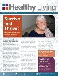 Healthy Living News—Fall 2019